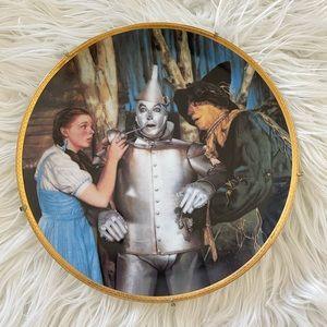 Wizard of Oz 50th Anniversary Commemorative Plate